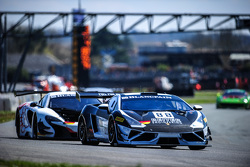 #88 Reiter Ingenieuring, Lamborghini Gallardo LP560-4R-EX: Albert von Thurn und Taxis, Nicky Catsburg