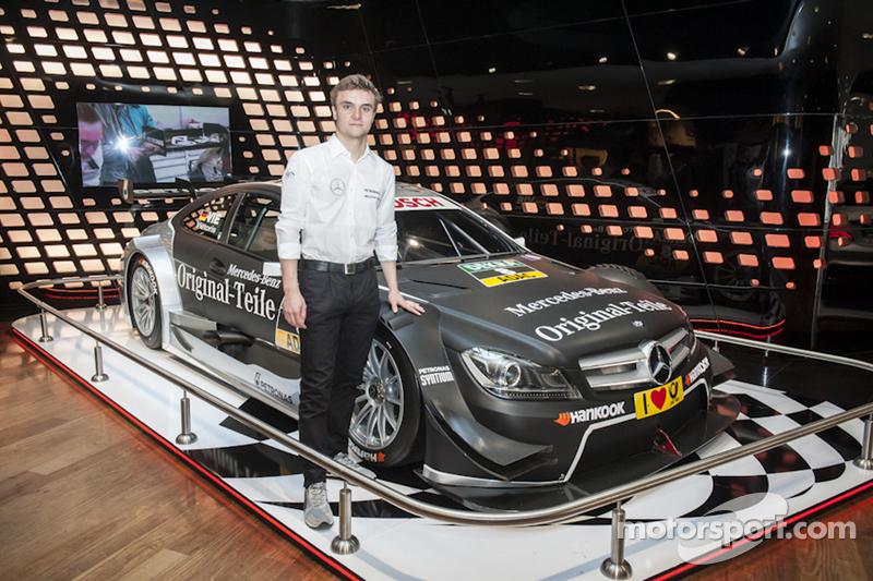 Lucas Auer, ART Grand Prix