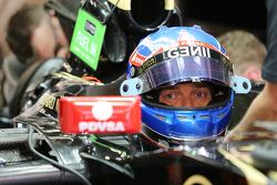 Джолион Палмер, Lotus F1 Team