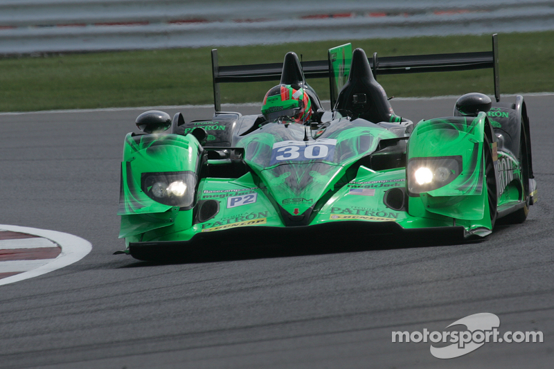 #30 Extreme Speed Motorsports HPD ARX 03B - HPD: Scott Sharp, Ryan Dalziel, David Heinemeier-Hansson