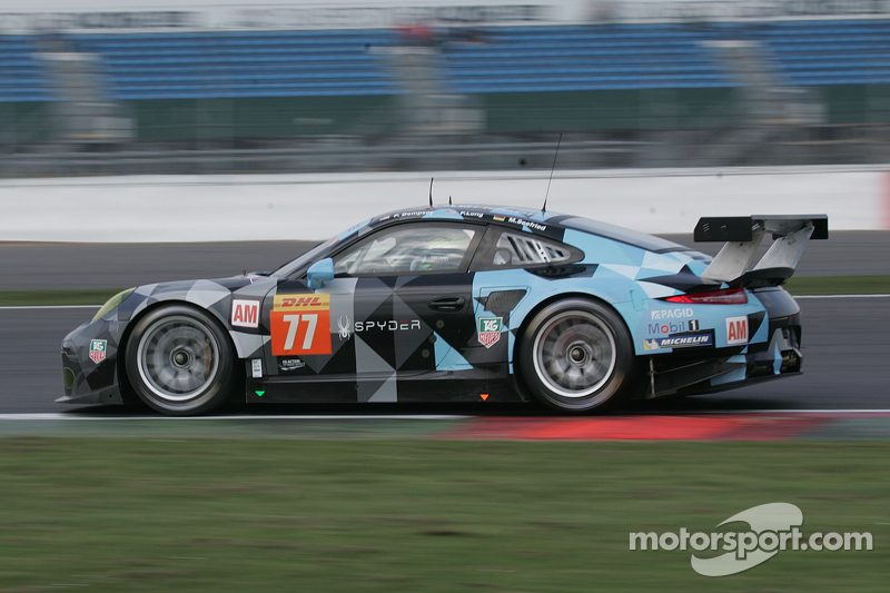 #77 Dempsey Proton Racing Porsche 911 RSR: PatrickDempsey, Патрік Лонг, Марко Зіфрід