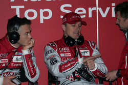 Marcel Fassler and Andre Lotterer