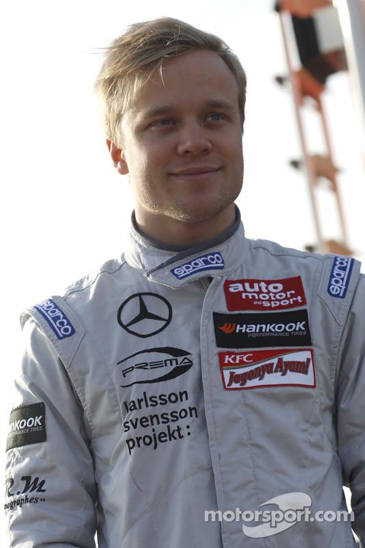 Felix Rosenqvist, Prema Powerteam