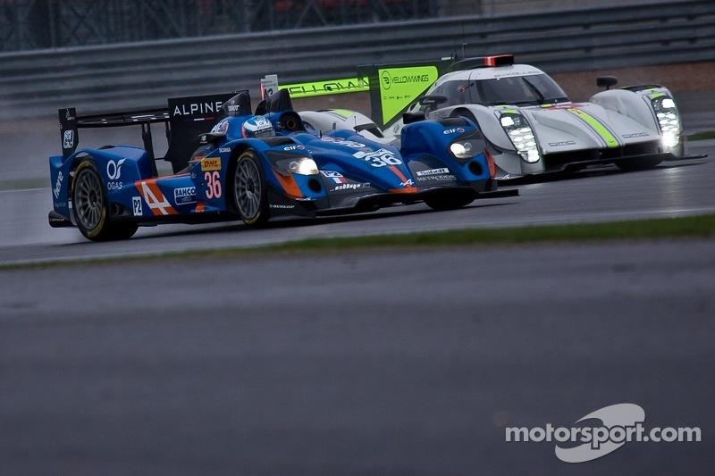 #36 Signatech Alpine A450b - Nissan: Nelson Panciatici, Paul Loup Chatin, Vincent Capillaire