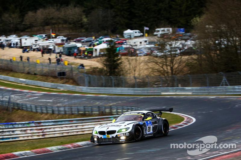 #20 BMW Sports Trophy Team Schubert, BMW Z4: Dominik Baumann, Jens Klingmann, Claudia Hurtgen, Marti