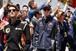Даниил Квят, Red Bull Racing на параде пилотов