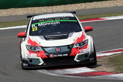 Rene Munnich, Honda Civic TCR, West Coast Racing