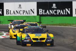 #77 宝马运动奖杯车队,巴西,宝马Z4: Maxime Martin, Dirk Müller