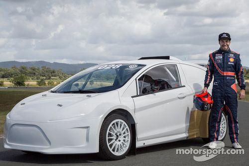 Testfahrten Extreme-Rallycross