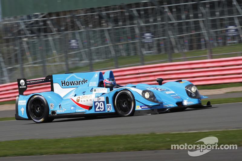 #29 Pegasus Racing, Morgan - Nissan: David Cheng, Leo Roussel, Jonathan Coleman