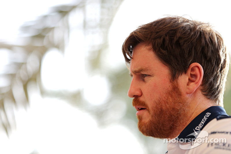 Rob Smedley,  Williams F1 Team, Chief Engineer