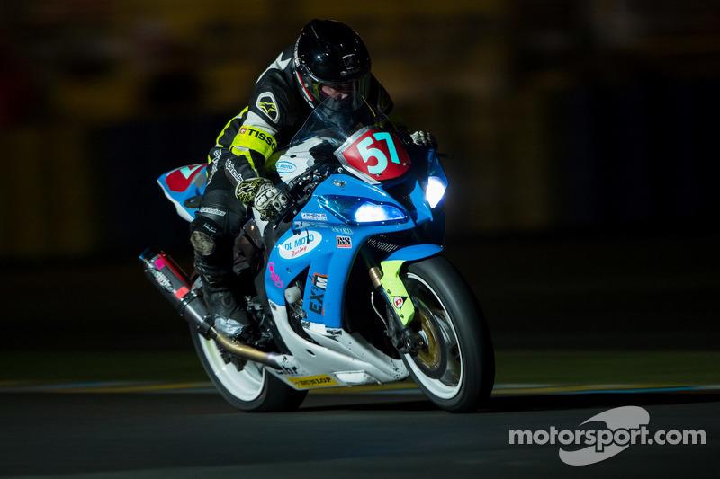 #57 Kawasaki: Mickael Morin, Franck Gaziello, Nicolas Cholvin, François-Xavier Gramain