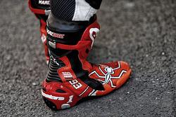 Marc Marquez, Repsol Honda Team, Rennstiefel