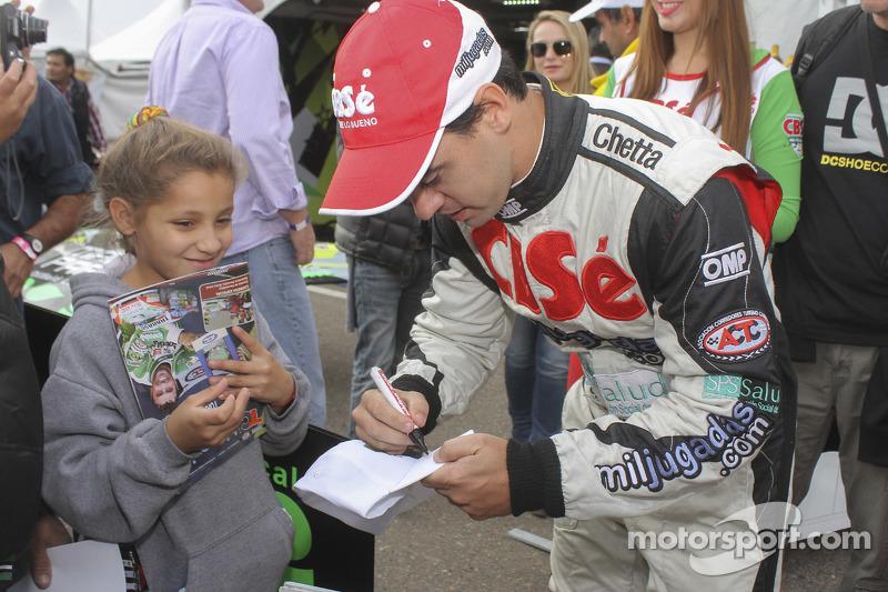 Карлос Окуловіч, Maquin Parts Racing Torino Autograph session