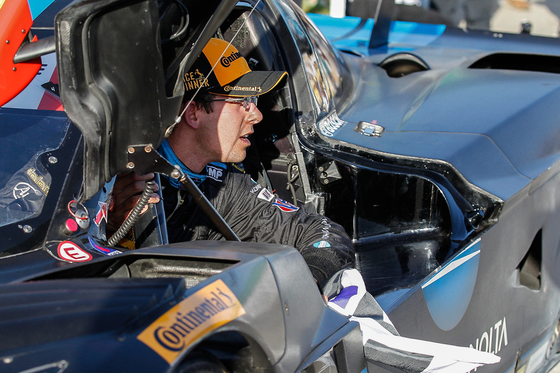 #10 Wayne Taylor Racing, Corvette DP: Ricky Taylor, Jordan Taylor
