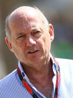 Рон Деннис, McLaren Executive Chairman