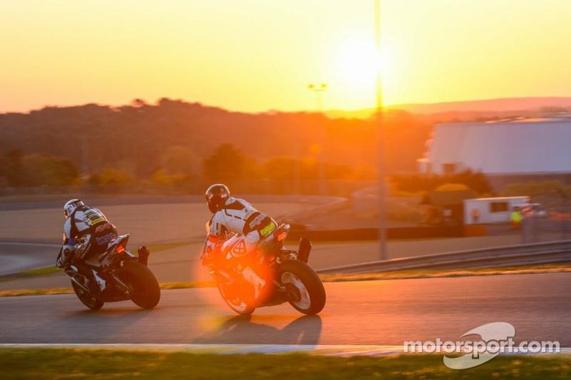 Matahari terbit race action