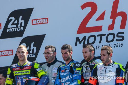 24 Heures du Mans Moto