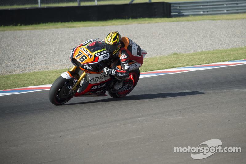 Loris Baz, Athina Forward Racing Yamaha