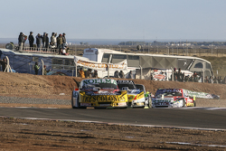 Nicolas Bonelli, Bonelli Competicion, Ford, und Luis Jose di Palma, Indecar Racing, Torino