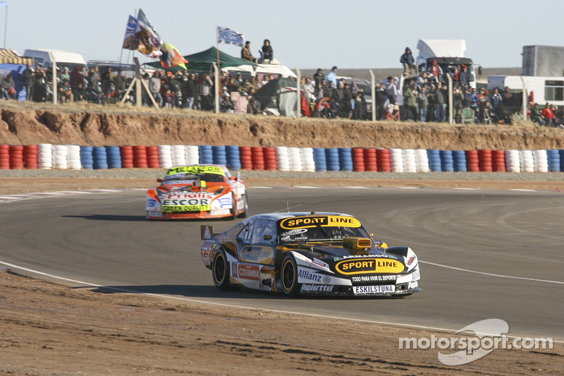 Leonel Pernia, Las Toscas Racing Chevrolet Jonatan Castellano, Castellano Power Team Dodge