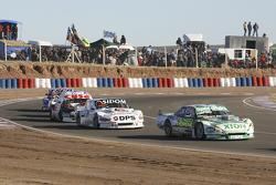 Emiliano Spataro, UR Racing Dodge Leonel Sotro, Alifraco Sport Ford Carlos Okulovich, Maquin Parts R