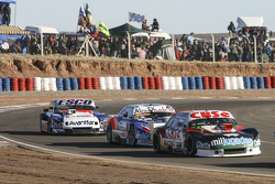 Carlos Okulovich, Maquin Parts Racing Torino Matias Rodriguez, UR Racing Dodge Jose Savino, Savino S
