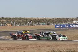 Martin Serrano, Coiro Dole Racing, Dodge, und Juan Manuel Silva, Catalan Magni Motorsport, Ford