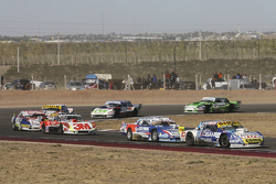 Mauricio Lambiris, Coiro Dole Racing Torino Matias Rodriguez, UR Racing Dodge Mariano Werner, Werner