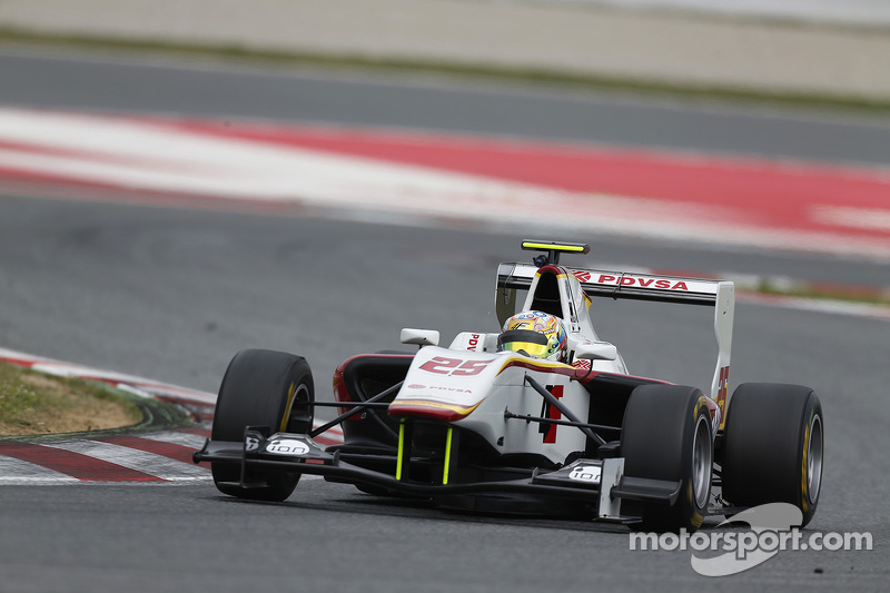 Samin Gomez, Campos Racing