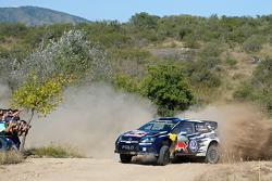 Sébastien Ogier and Julien Ingrassia, Volkswagen Motorsport Polo WRC