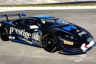 Kevin Conway en Prestige Performance raceteam aankondiging