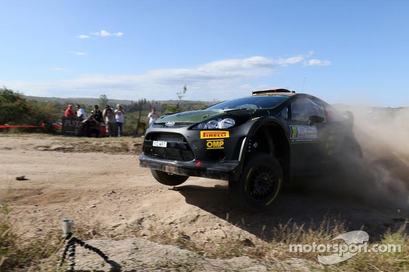 Lorenzo Bertelli und Giovanni Bernacchini, Ford Fiesta Rs Wrc, Fwrt S.R.L