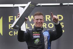Ganador Johan Kristoffersson, Volkswagen Equipo Suecia