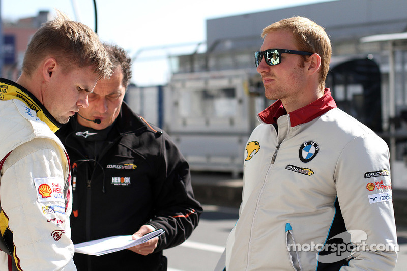 Maxime Martin, BMW Sports Trophy Team Marc VDS