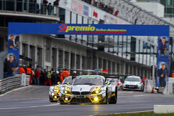 #25 BMW Sports Trophy Team Marc VDS, BMW Z4 GT3: Lucas Luhr, Markus Palttala, Richard Westbrook