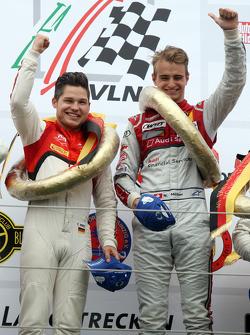 1. Christopher Mies und Nico Müller, Audi Sport Team WRT