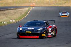 #112 Ferrari of дляt Lauderdale Ferrari 458: Dan O'Neal