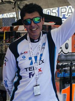 Jimmy Morales Director Deportivo Escudería Telmex