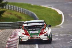 Gabriele Tarquini, Equipo Castrol Honda WTCC