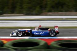 Pietro Fittipaldi, Fortec Motorsports, Dallara F312