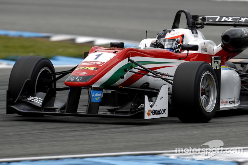 Felix Rosenqvist, Prema Powerteam, Dallara F312