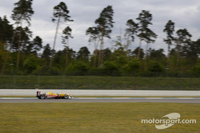 Ryan Tveter, Jagonya Ayam mit Carlin, Dallara F312