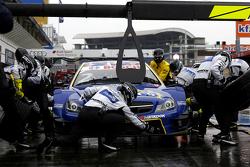 Arrêt aux stands, Gary Paffett, ART Grand Prix Mercedes-AMG C63 DTM