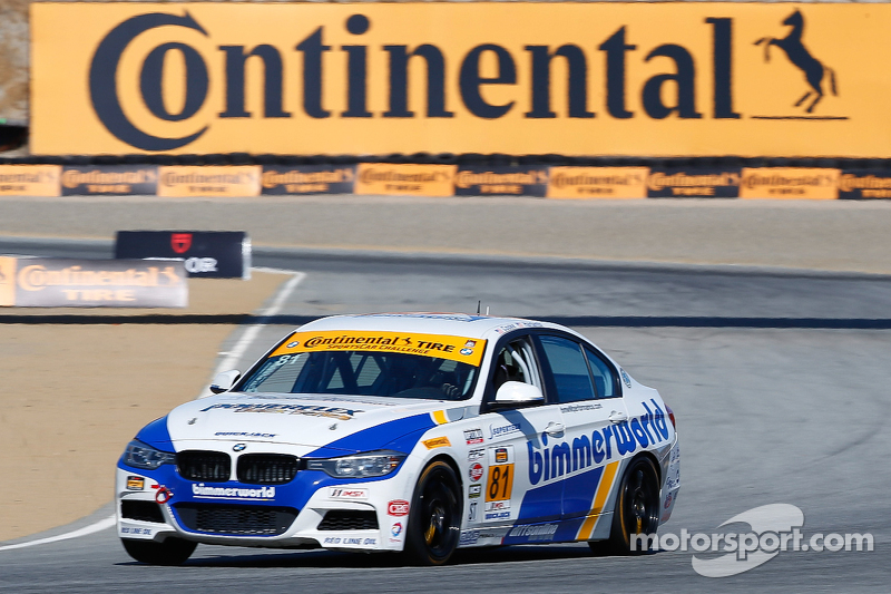 #81 Bimmerworld Racing,宝马328i: Greg Liefooghe, Tyler Cooke