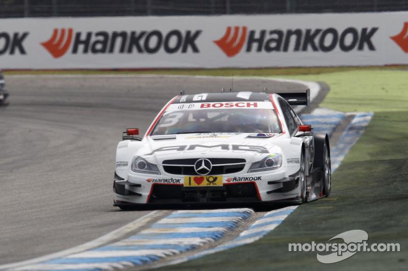 Paul Di Resta,梅赛德斯-AMG C63 DTM