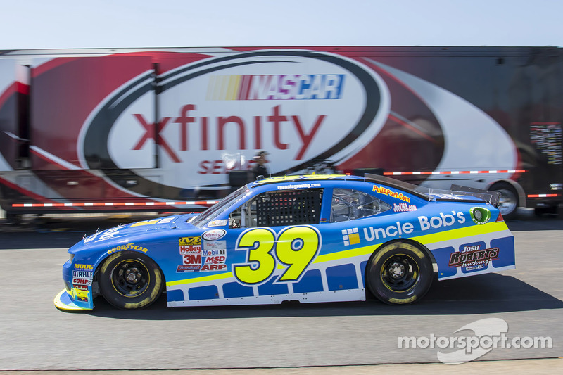 Ryan Sieg, RSS Racing, Chevrolet