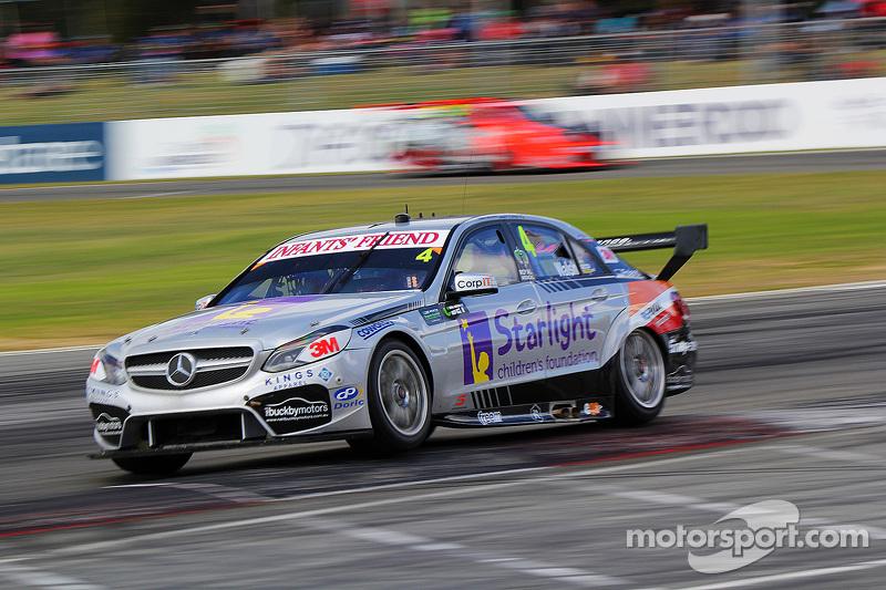 Ash Walsh, Erebus Motorsport, Mercedes