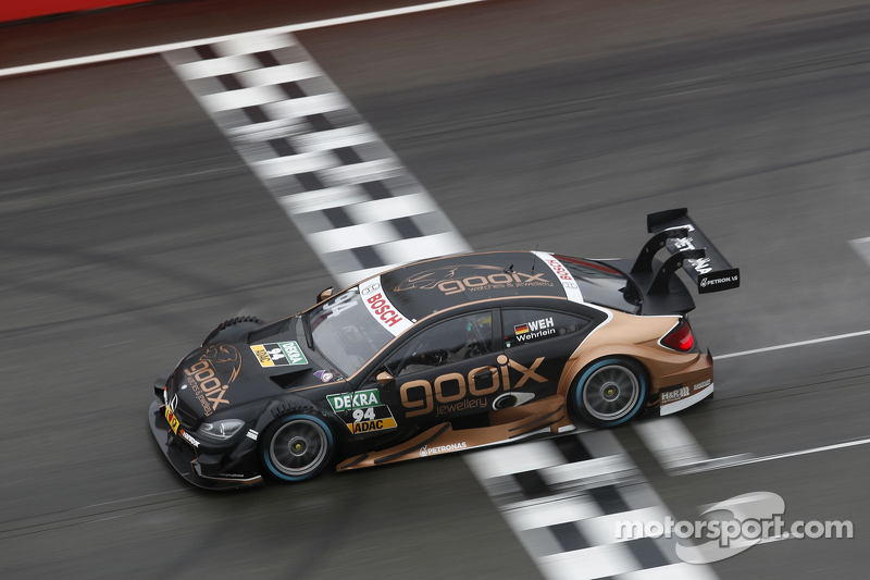 帕斯卡尔·维尔莱茵, 梅赛德斯-AMG C63 DTM