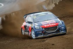 Timmy Hansen, Peugeot Hansen, 208 WRX